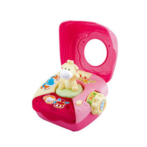 Photo of VTECH Pink Animal Sounds Music Box Toy