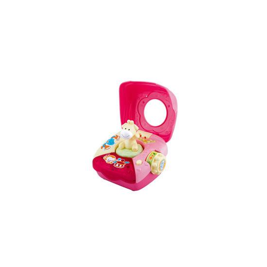Vtech Pink Animal Sounds Music Box