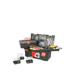 "Tesco 20"" Toolbox & Organisers Reviews"