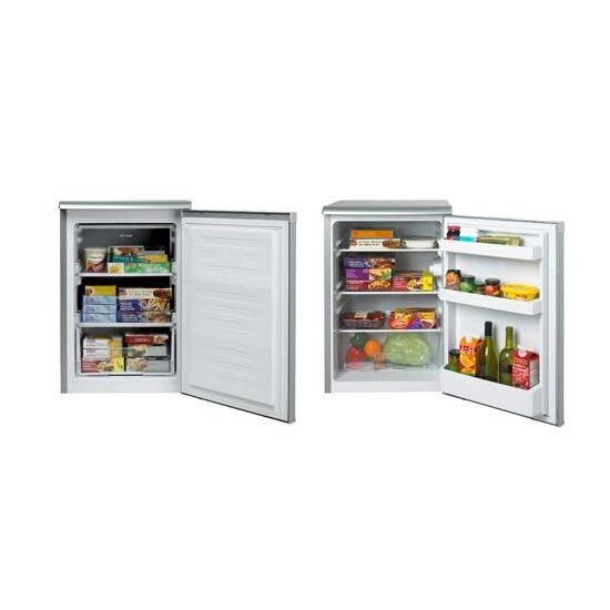 Beko LA120S with ZA130S freezer