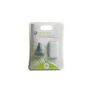 Photo of XBOX 360 Play & Charge Games Console Accessory