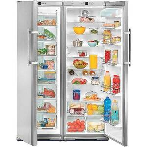 Photo of Liebherr SBSES7202  Fridge Freezer