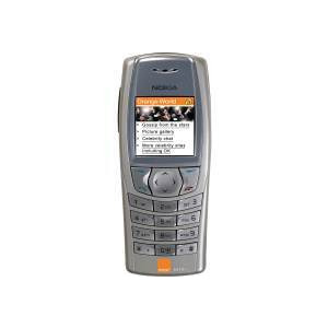 Photo of Nokia 6610I Mobile Phone