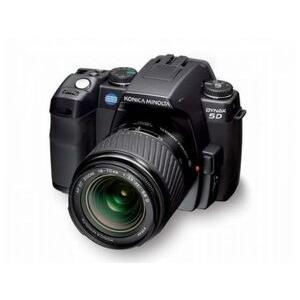 Photo of Konica-Minolta Dynax 5D Digital Camera