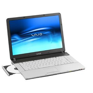 Photo of Sony VAIO VGN FS485B Laptop