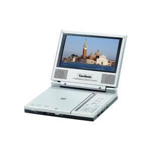 Photo of Goodmans LCDDVDP710W Portable DVD Player