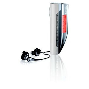 Photo of Philips SA167 512MB  MP3 Player