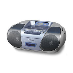 Photo of Panasonic RXD26 CD Player