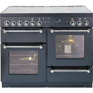Photo of Rangemaster 110 Electric With Ceramic Hob Cooker