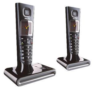 Photo of Philips ID9372 Twin Digital Cordless Designer Phone Landline Phone