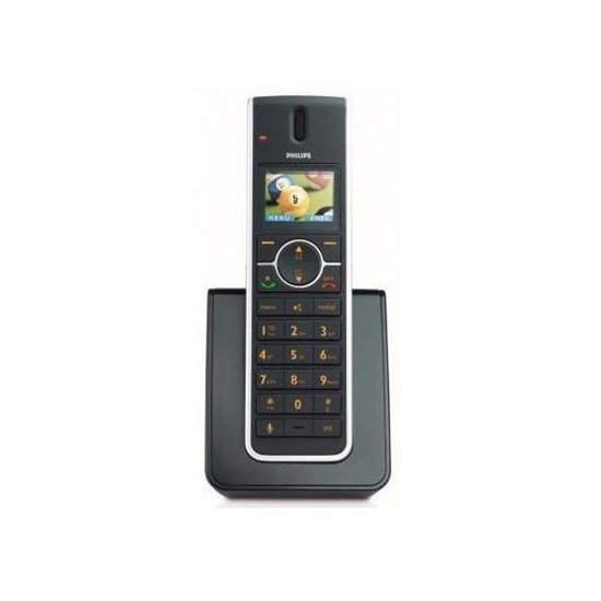 Philips SE6552 Colour Digital Cordless Answerphone