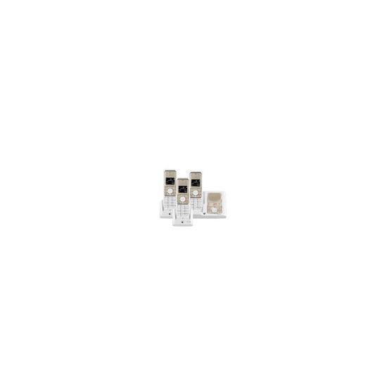 BT Verve 450 Triple Digital Cordless Answer Phone - White