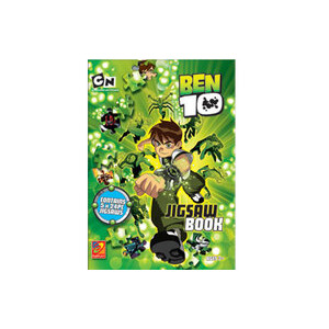 Photo of Ben 10 Jigsaw Book Toy