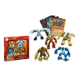 Photo of Gormiti Series 2 - Lords Of The Tribe Set Toy