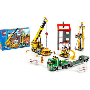 Photo of Lego City - Construction Site 7633 Toy