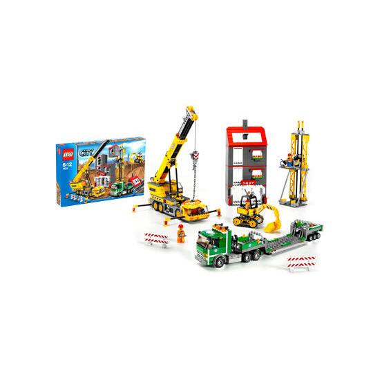 Lego City - Construction Site 7633