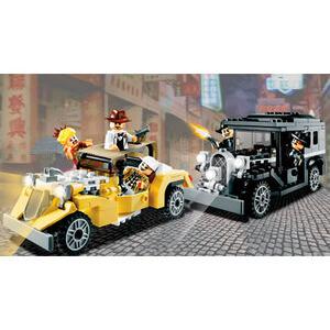 Photo of Indiana Jones Shanghai Chase 7682 Toy