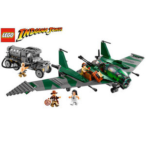 Photo of Indiana Jones Fight On The Flying Wing 7683 Toy