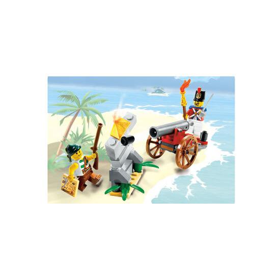 Lego Pirates - Cannon Battle 6239