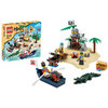 Photo of Lego Pirates - Loot Island 6241 Toy