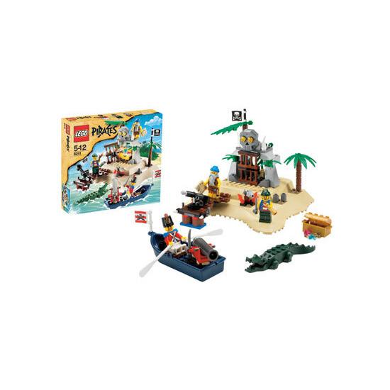 Lego Pirates - Loot Island 6241