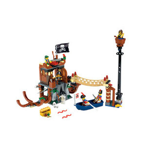 Photo of Lego Pirates - Shipwreck Hideout 6253 Toy