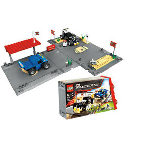 Photo of Lego Racers - Tiny Turbo - Desert Challenge 8126 Toy