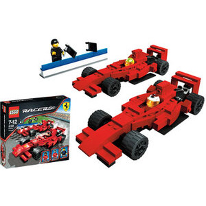 Photo of Lego Racers - Ferrari Victory 8168 Toy