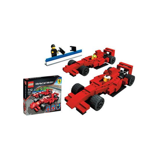 Lego Racers - Ferrari Victory 8168