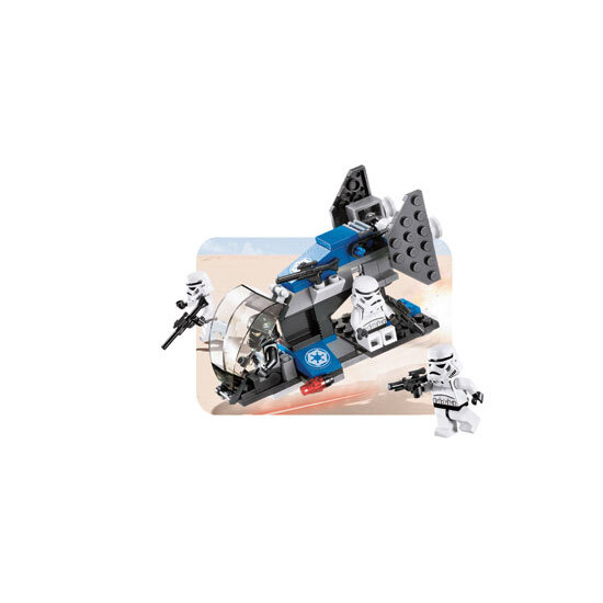 Lego Star Wars - Imperial Dropship 7667