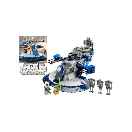 Lego Star Wars - Armoured Assault Tank 8018
