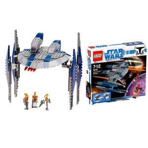 Photo of Lego Star Wars - Hyena Droid Bomber 8016 Toy