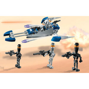 Photo of Lego Star Wars - Assassin Droids Battle Pack 8015 Toy
