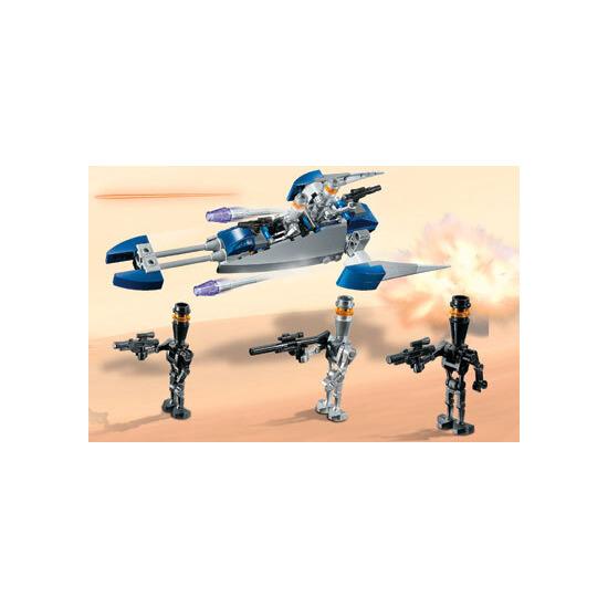 Lego Star Wars - Assassin Droids Battle Pack 8015