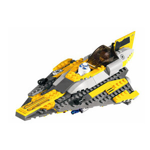 Photo of Lego Star Wars - Anakin's Jedi Starfighter 7669 Toy