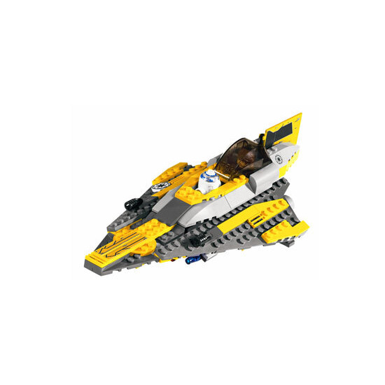 Lego Star Wars - Anakin's Jedi Starfighter 7669