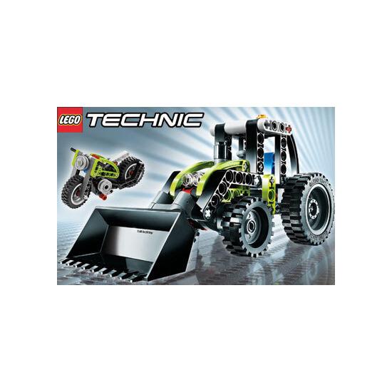 Lego Technic - Tractor 8260