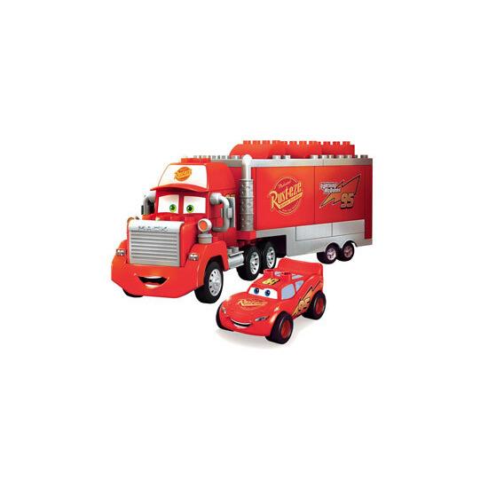Mega Bloks - Cars Mack & McQueen