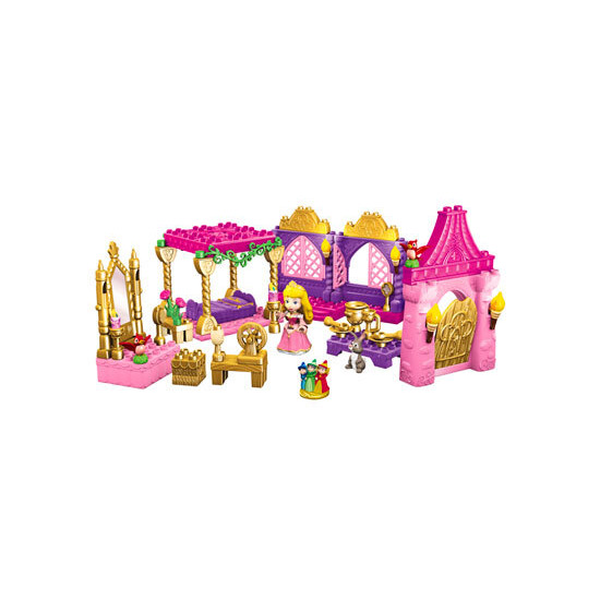 Mega Bloks - Disney Princess - Sleeping Beauty's Princess Room