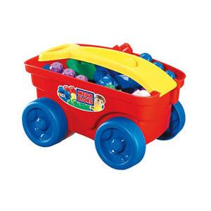 Photo of Mega Bloks - Li'L Wagon Toy