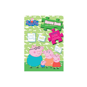 Photo of Peppa Pig Jigsaw Book Toy