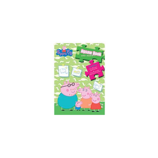 Peppa Pig Jigsaw Book