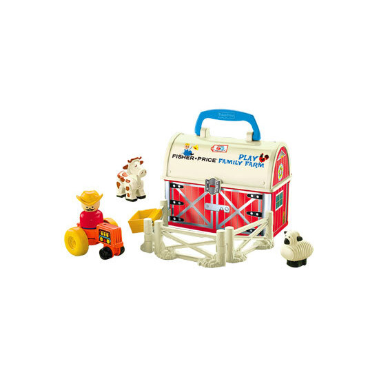 Fisher Price Little People 50th Birthday Set - Play n Go Farm