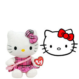 Ty Beanie - Hello Kitty Tartan Reviews