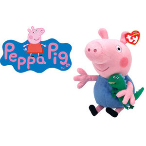 Photo of Ty Beanie - George Pig Toy