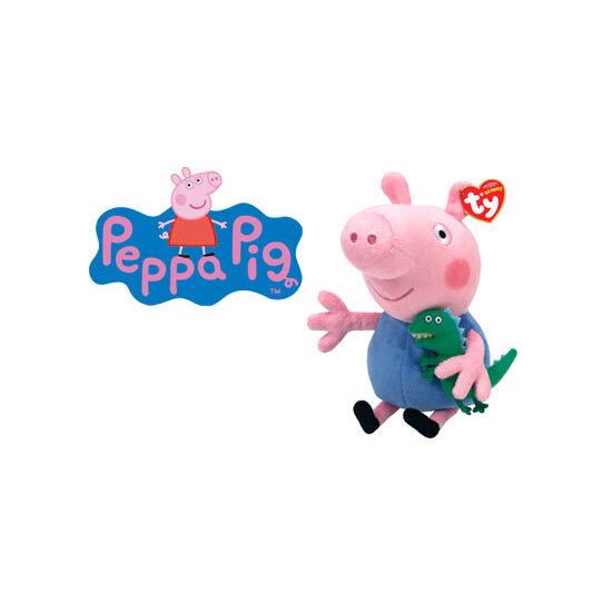 Ty Beanie - George Pig