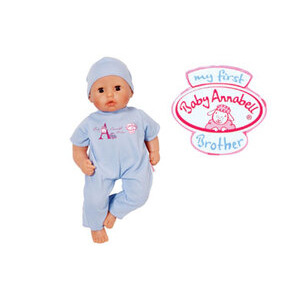 Photo of My First Baby Annabell Doll - Boy Toy