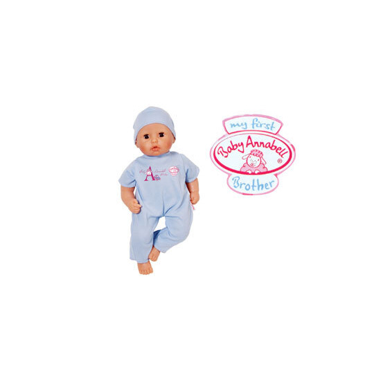 My First Baby Annabell Doll - Boy