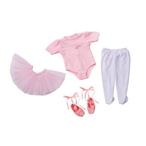Photo of Sally Best Friend Ballerina Outfit Toy