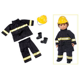 Photo of Sam Best Friend Fireman Outfit Toy